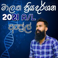 2021 A/L April